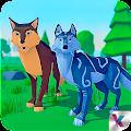 Wolf Simulator Fantasy Jungle APK