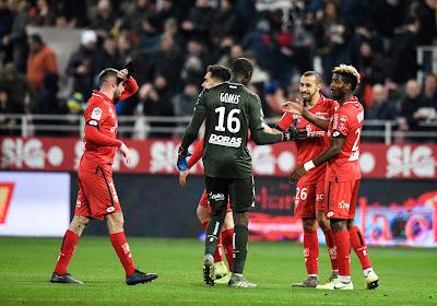 Ligue 1 : Le LOSC surpris à Dijon !