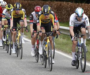 """Europese kampioen de eerste achter Van Aert in Gent-Wevelgem: """"Ik weet niet of ik de juiste keuze gemaakt heb"""""""