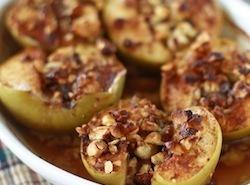 Baked Spiced Apples Recipe