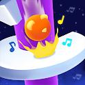 Jump Ball : EDM Helix Tiles! icon
