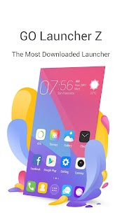 GO Launcher-Theme, Wallpaper- screenshot thumbnail