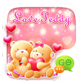 (FREE) GO SMS LOVE TEDDY THEME