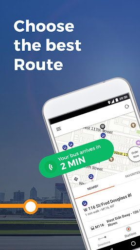 Moovit: Bus Times, Train Times & Live Updates 5.29.1.399 screenshots 2