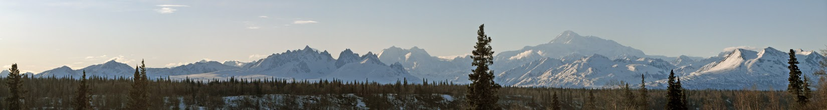 Photo: Denali Panorama