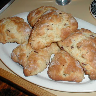 New Year's Day Scones