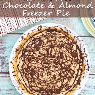 Chocolate & Almond Freezer Pie Recipe