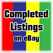 Completed Listings on eBay APK icon