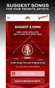 The Voice Official App screenshot 9