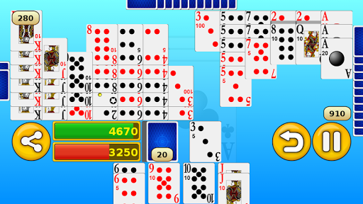 Canasta  gameplay | by HackJr.Pw 9