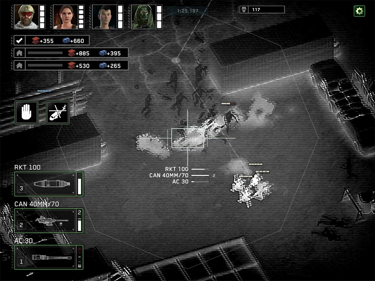 Zombie Gunship Survival- screenshot