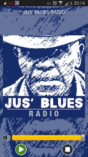 JUS` BLUES RADIO