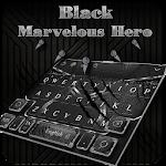 Black Panther Keyboard Theme