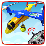 Game Absolute RC Helicopter Simulator - Osprey Plane APK for Windows Phone