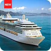 World Cruise Cargo Big Ship:Passenger Ferry Sim Android APK Download Free By Gala Games Studio