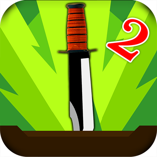 Flip Knife Game 2 - Throw Knife Simulator