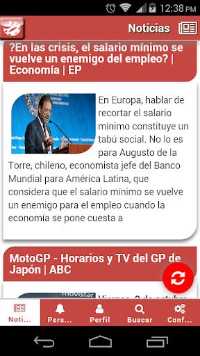 Noticias Españolas