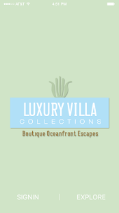 Luxury Villa Collections- screenshot thumbnail