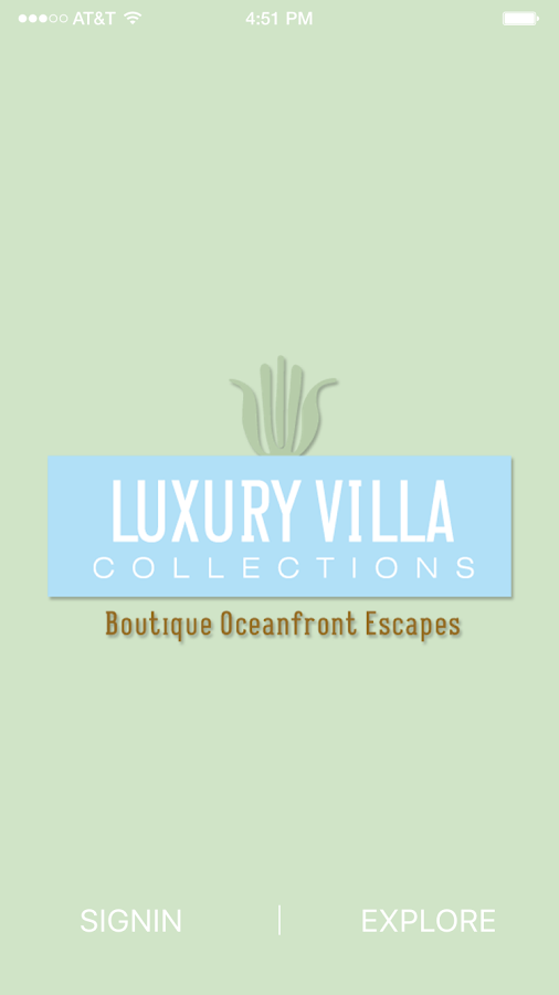 Luxury Villa Collections- screenshot