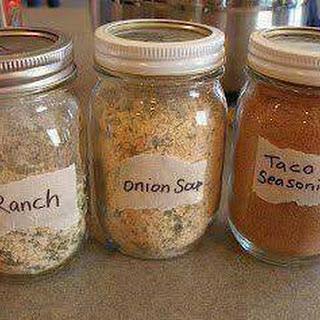 Dry Soup Mix Jar Recipes.