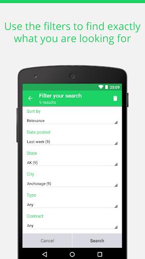 Find job offers - Trovit Jobs 4.41.0 screenshots 3