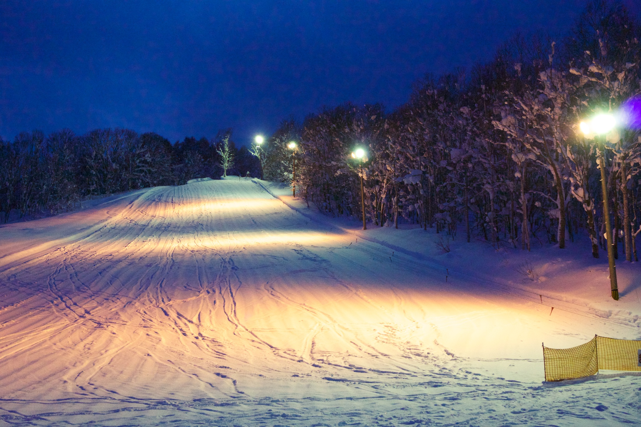 Photo: 北竜町営スキー場