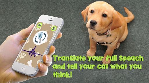 Dog Language Translator Simulator screenshot 1
