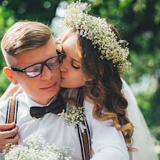 Wedding photographer Lyubava Schepetova (Lubavashch). Photo of 23.09.2016