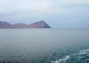 Photo: distant view of Gran Almirante Grau