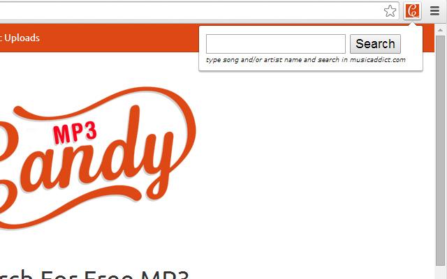 CandyMp3 Toolbar