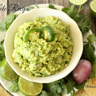 The Best Guacamole.