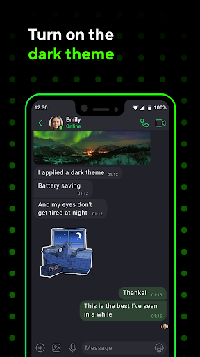 ICQ Messenger: Video Calling App & Chat Rooms 9.13.1(824718) screenshots 6