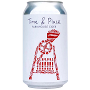 Time & Place Farmhouse Cider