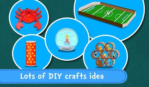 Trash Sorting - DIY Crafts Game 1.0.0 screenshots 5