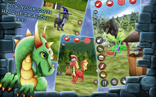 Dragon Pet 1.9.9.5 screenshots 3