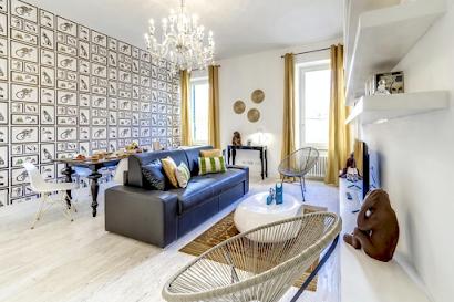 Garibaldi Serviced Apartment, Trastevere
