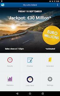 Irish Lottery (Lotto Ireland)- screenshot thumbnail
