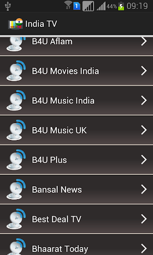 India TV Channels Online