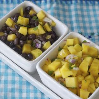 Mango and Black Bean Salsa Recipe