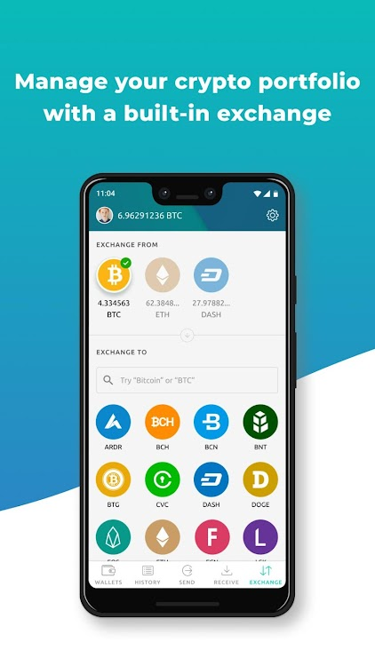 Freewallet – Secure Cryptocurrency Wallet – (Android Aplikasi) — AppAgg
