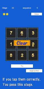 Download Order 9 - put blocks in order For PC Windows and Mac apk screenshot 4