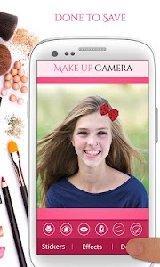 MakeUp Camera - MakeOver screenshot 4