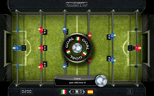 Foosball Cup screenshot 2