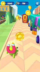 Om Nom Run Mod Apk 1.0.1 (Unlimited Money) 3