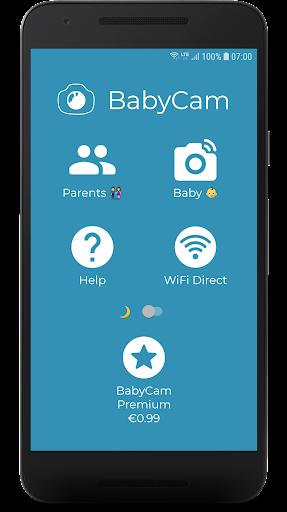 BabyCam - Baby Monitor Camera 1.79 screenshots 1