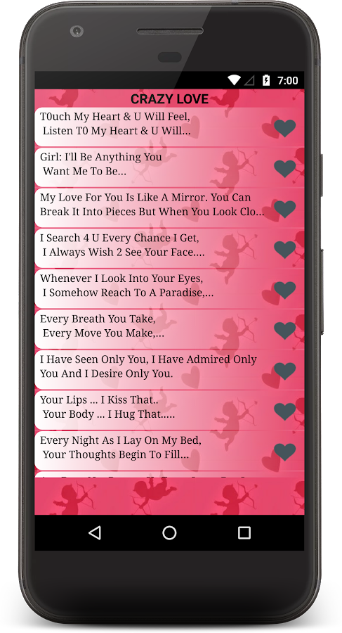 Sex messages app