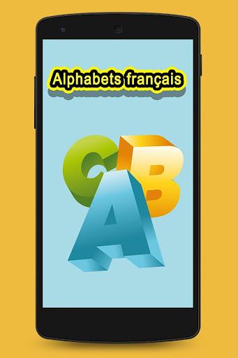 alphabet français