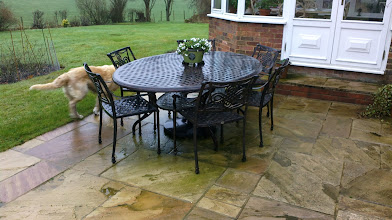 Photo: patio outdoor furniture  http://www.outsideedgegardenfurniture.co.uk/Cast-Aluminium-and-Metal-Garden-Furniture/index.html