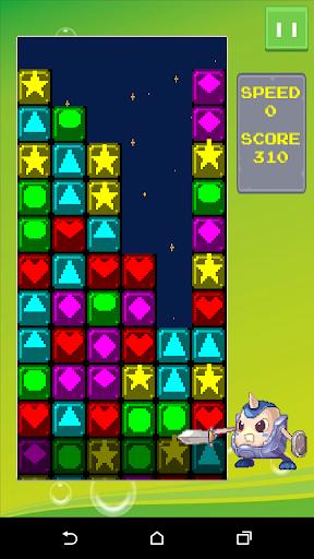 Crack Attack: Block Puzzle apkmr screenshots 2