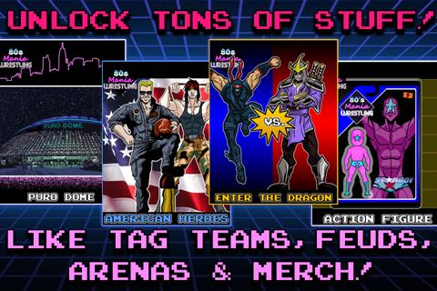 80s Mania Wrestling Returns apkpoly screenshots 4